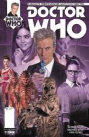 Doctor Who The Twelfth Doctor Adventures: Year Two #11 (Cover B)